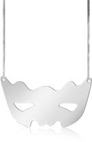 MM6 Maison Martin Margiela Mirror Mask Necklace