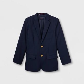 French Toast Boys' Uniform Classic Blazer - Navy