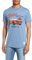 Original Retro Brand Men's Pontiac Gto Graphic T-Shirt