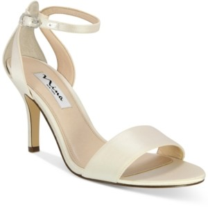 Nina Venetia Ankle-Strap Evening Sandals Women's Shoes