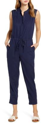 Lucky Brand Hayley Sleeveless Jumpsuit