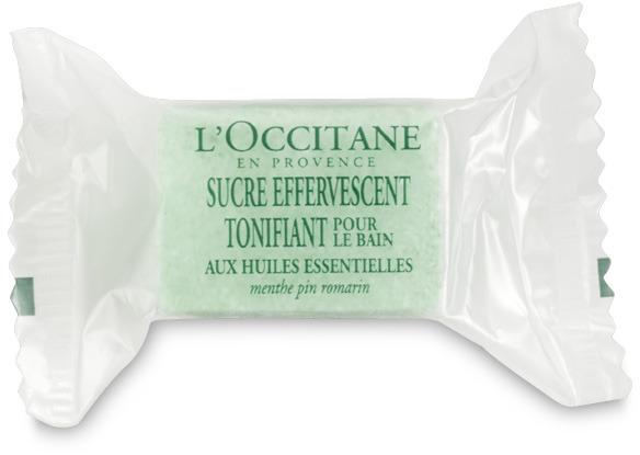 L'Occitane Aromachologie Effervescent Revitilizing Sugar Cube
