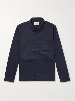 Folk Assembly Cotton-Twill Field Jacket