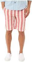 Publish Nye - Vertical Strpe Cotton Weave Shorts