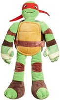 Nickelodeon Teenage Mutant Ninja Turtles Pillowtime Pal Pillow, Raphael