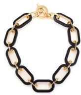 Michael Kors Colorblock Link Necklace