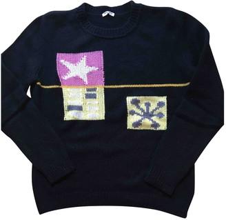 Miu Miu Blue Cashmere Knitwear for Women