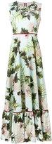 Antonio Marras floral print dress - women - Cotton/Polyester/PVC/glass - 42