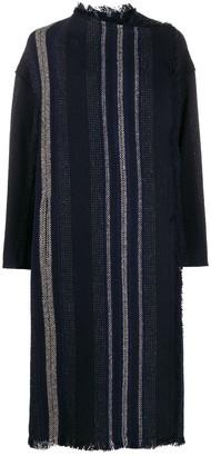 Etoile Isabel Marant Julicia striped coat