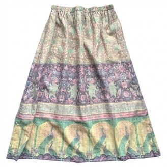 Spell & The Gypsy Collective Multicolour Cotton Skirt for Women