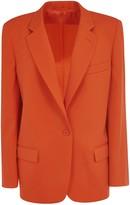 ATTICO The Single-buttoned Blazer