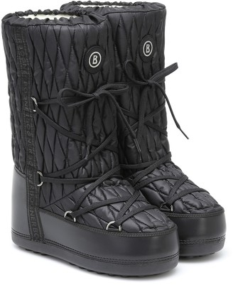 Bogner Exclusive to Mytheresa Cervinia quilted snow boots