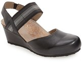 Aetrex Women's 'Olivia' Mary Jane Slingback Wedge