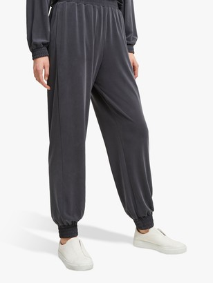 French Connection Renya Jersey Joggers, Black