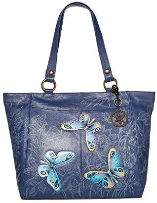 Anuschka Large Shoulder Tote - 664