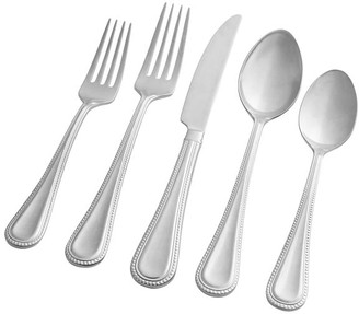 Pottery Barn Adele Tumbled Flatware Set