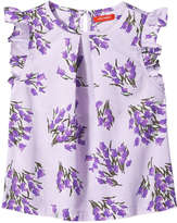 Joe Fresh Toddler Girls' Pleat Shirt, Light Purple (Size 3)
