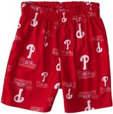Majestic Toddler Team Colored Printed Short - San Francisco Giants - 3T