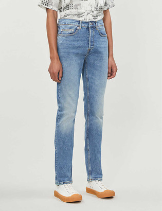 Sandro Vintage tapered jeans