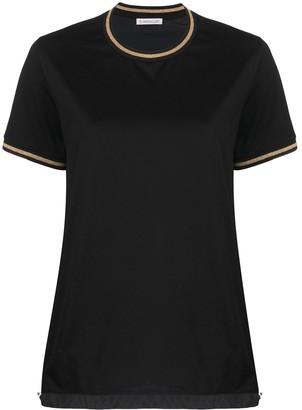 Moncler drawstring cotton T-shirt