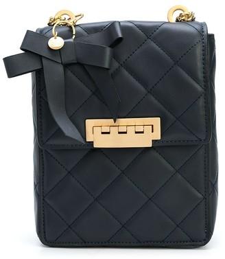 ZAC Zac Posen Quilted Shoulder Bag
