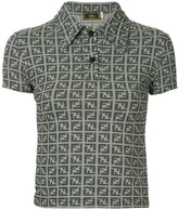 Fendi Pre Owned short sleeve top