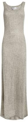 Gabriela Hearst Silk Woven Dress
