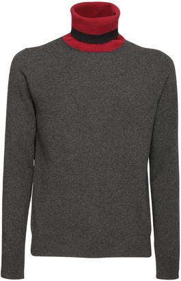 Maison Margiela Cashmere Blend Turtleneck Sweater
