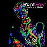 UV Face & Body Paint - UV Light 10ml Tubes (UV Fuchsia)