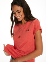Scotch & Soda Garment Dyed T-Shirt