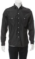 Rag & Bone Utility Button-Up Shirt