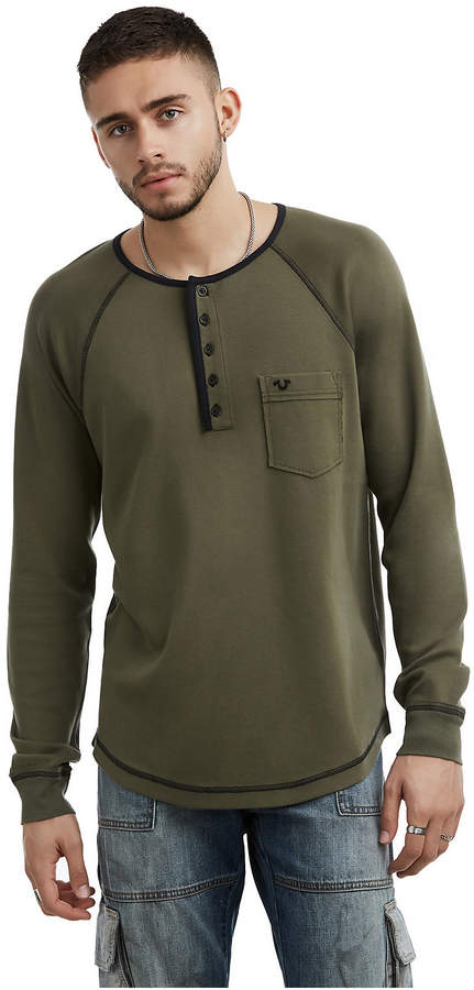 f63415f28 True Religion Men s Longsleeve Shirts - ShopStyle