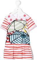 Stella McCartney Jess Parasol print dress