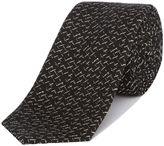 Paul Smith Cross Hatch Detail Tie