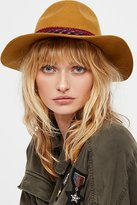 Sessun Felice Chapeau Fedora Hat by at Free People