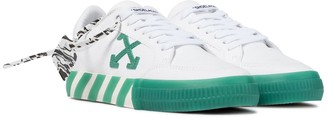 Off-White Exclusive to Mytheresa Low Vulcanized canvas sneakers