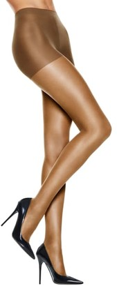 Hanes Silk Reflections Reinforced Toe Pantyhose