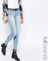 Noisy May Tall Eve Low Rise Skinny Jean