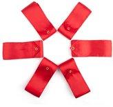 GOGO Rhythmic Gymnastics Ribbons, 12FT Dance Streamer Ribbon for Twirling (6PCS)