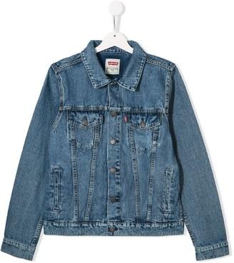 Levi's Kids classic denim jacket