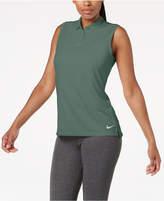 Nike Dry Sleeveless Golf Polo