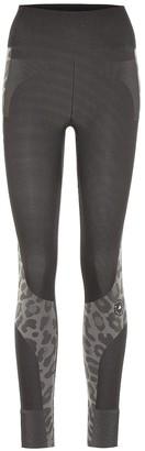 adidas by Stella McCartney Truepurpose leopard-print leggings