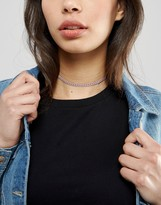 Asos Curb Chain Necklace