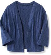 Old Navy Open-Front Cardi for Girls