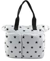 Tommy Hilfiger Star Tote Canvas Tote.