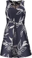 Suno Jacquard mini dress