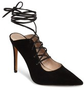 Topshop Women's Giggle Ghillie Pump