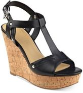 Marc Fisher Helma Platform Wedge Sandals