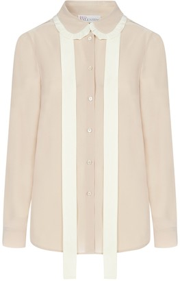 RED Valentino Bow-Detailed Blouse