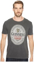 Lucky Brand Guinness Oval Graphic Tee Men's T Shirt